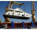 Loading yachts for Fort Lauderdale, USA