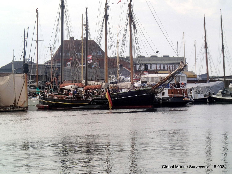 Repair Of Wooden Sailing Ship Global Marine Surveyors